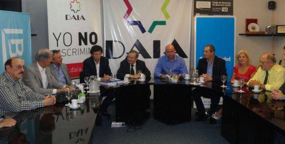 Candidatos en la DAIA: Gustavo Posse