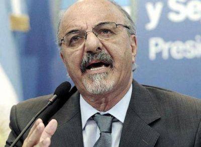 El ministro de Trabajo, Carlos Tomada, pidió quitar