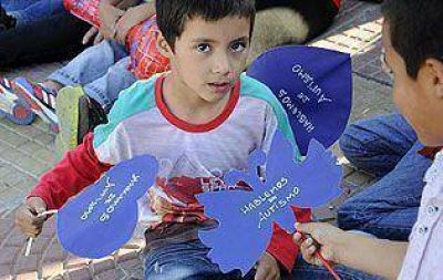 Jornada de concientización sobre autismo en Lomas