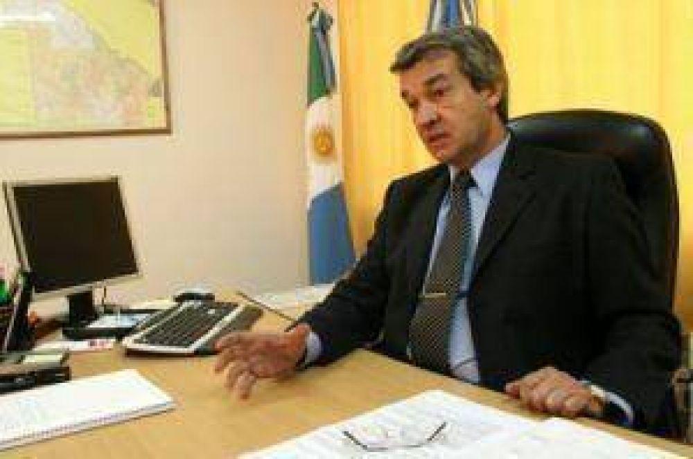 Renunció Daniel Marín y preparan cambios en la Administración Tributaria