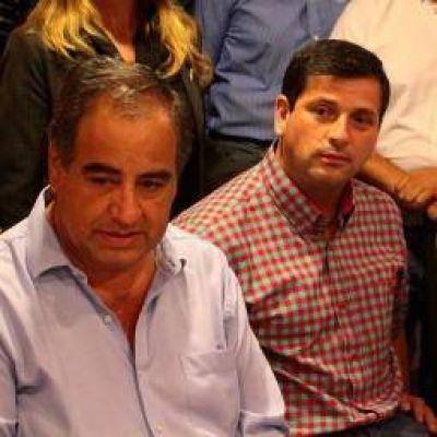 Bordagaray confirmó que será compañero de fórmula de Martínez
