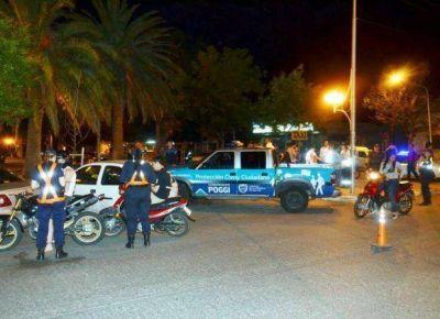 Villa Mercedes: secuestraron 29 motos y un auto durante el fin de semana