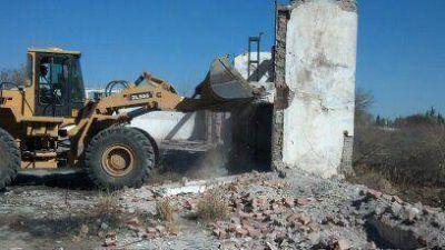 """Gobierno dio un """"ultimátum"""" para desalojar el asentamiento en la exAduana"""