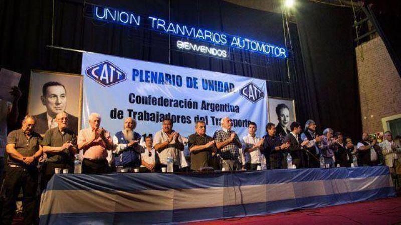 UTA exige negociar al gobierno y amenaza con un nuevo paro
