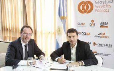 Obra de energía eléctrica para Carlos Casares