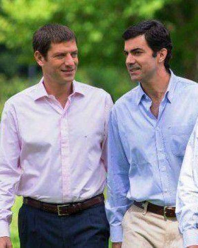 """Godoy afirma que la dupla Urtubey – Javier David """"es impecable"""""""