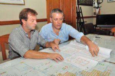 Se licitará la obra de cloacas para los barrios Obrero y Autoconstrucción.
