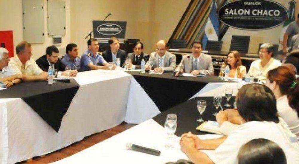 Más policías y una nueva comisaría para Sáenz Peña