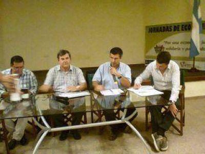 El gobierno asistirá a pequeños y medianos productores con 240 millones de pesos