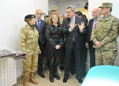 Se abrir�n a la comunidad los hospitales militares