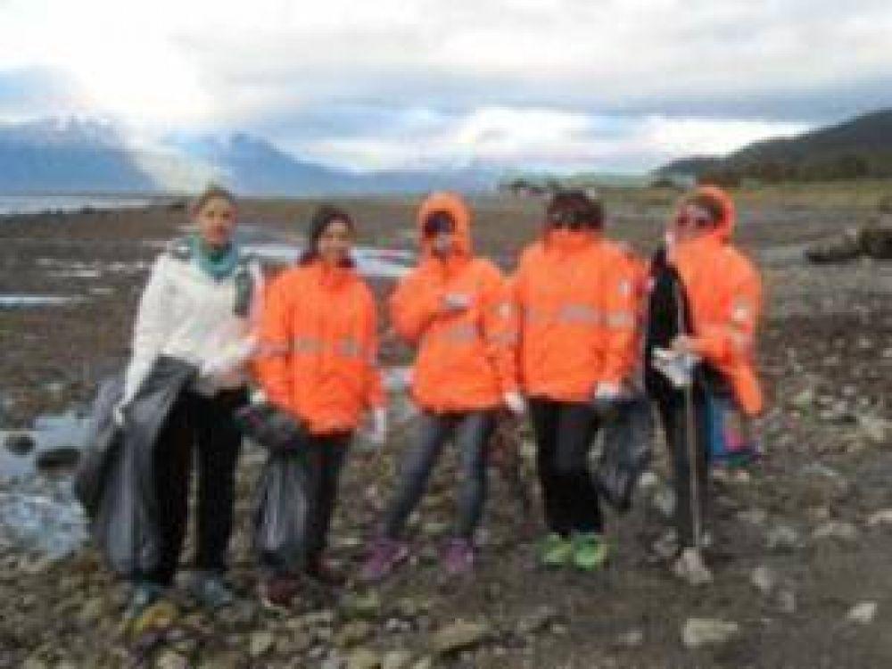 Se llevó a cabo una capacitación con el grupo de jóvenes Guardas Ambientales