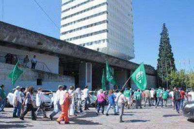 Crisis institucional en Jujuy: La Intersindical present� acci�n de insconstitucionalidad de la Ley de Paritarias