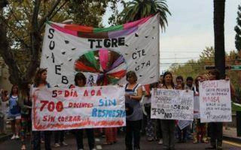 Luego del corte en Panamericana, docentes bonaerenses harán un piquete en Capital