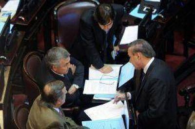 Senado convirtió en ley estatización de trenes