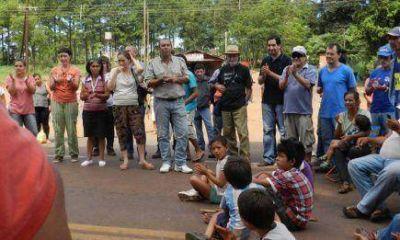 Tareferos vuelven al Congreso de la Nación para denunciar los incumplimientos de ANSES