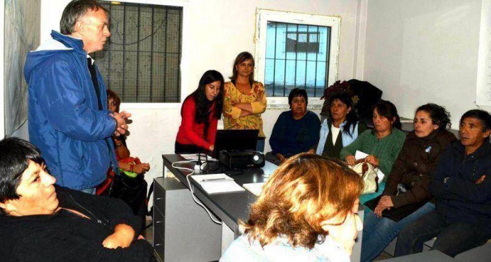 Presentación del Proyecto de Planeamiento Estratégico para Bariloche