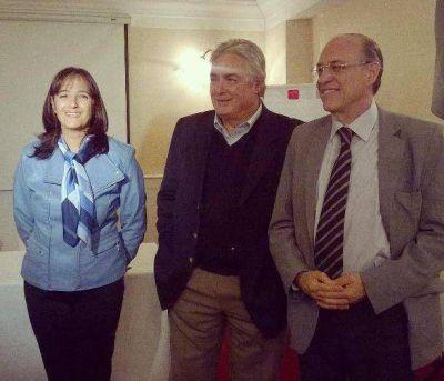 """Linares, confiado con la candidatura de Woscoff: """"Vamos a ser Gobierno"""""""