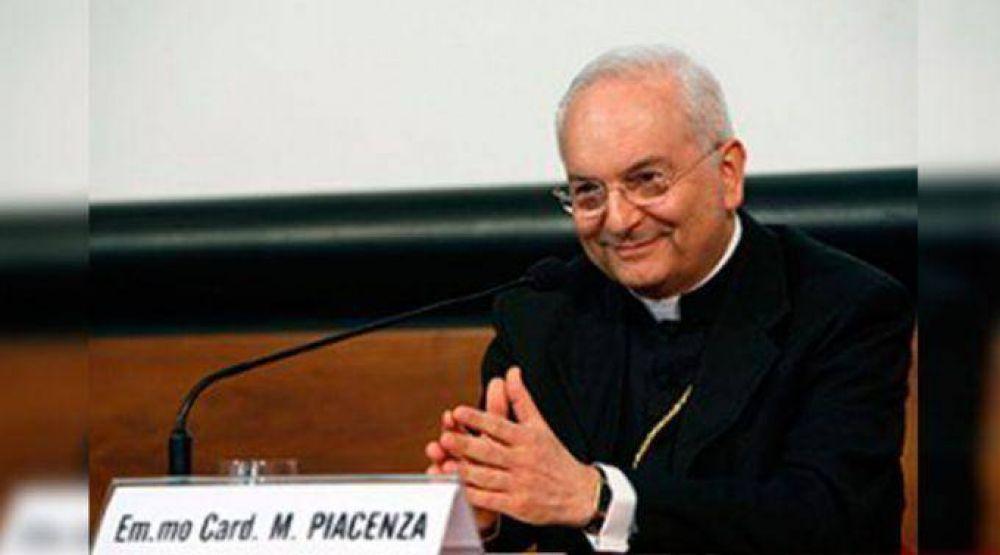 Cardenal Piacenza: Esta es la estrategia del demonio y el mundo contra la Iglesia