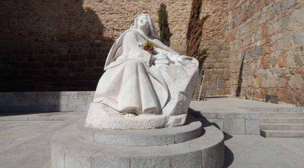 40 universidades de 18 países nombran doctora honoris causa a Santa Teresa de Jesús