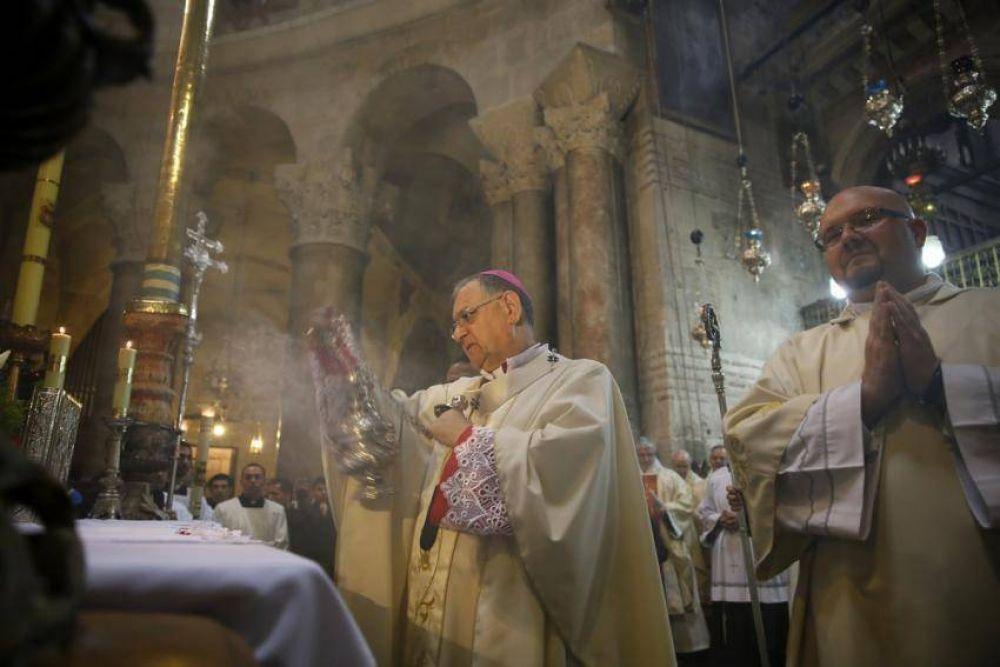 En Jordania y Palestina católicos y ortodoxos celebraron la Pascua juntos