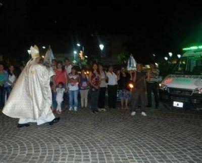 Virgen del Valle: Testimonio de jóvenes adictos recuperados y bendición de ambulancias