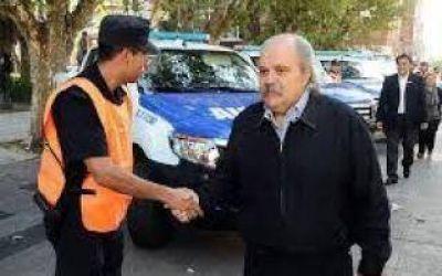 Granados inauguró nueva comisaría en Rojas