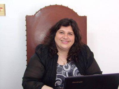 Claudia Rocha asumirá el viernes como presidente de la UCR San Luis