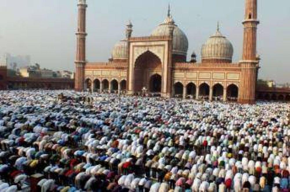 Partido político aboga por el control demográfico de los musulmanes en La India