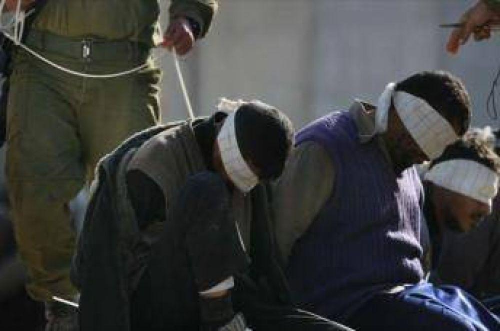 6800 palestinos viven en pésimas condiciones en cárceles israelíes