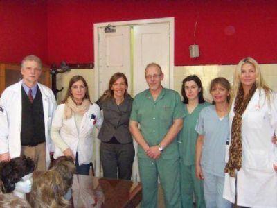 La Provincia ayuda con pelucas a las pacientes de c�ncer