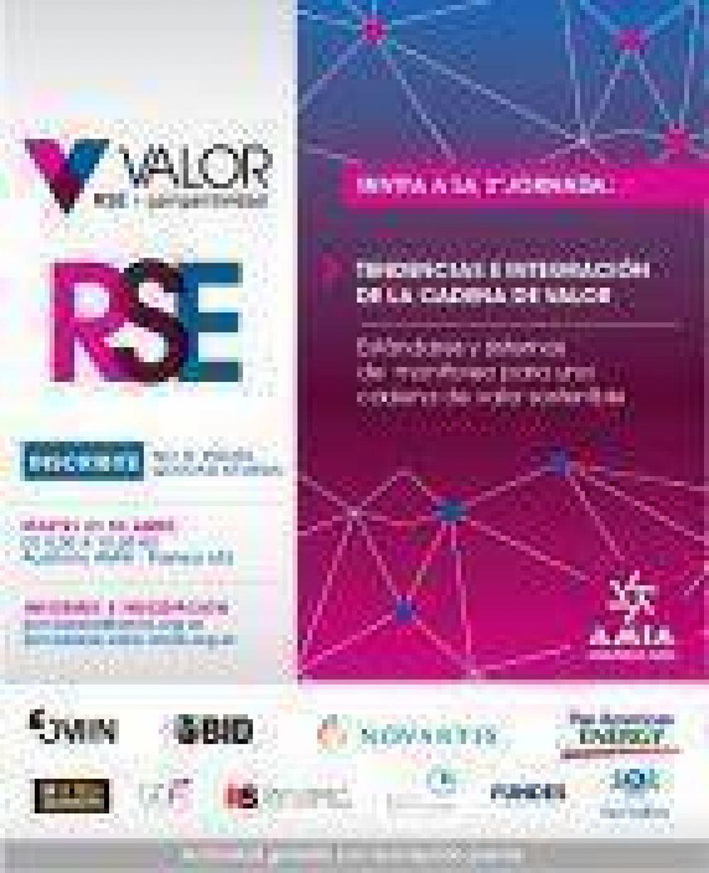 "21 de abril: 2ª Jornada ""RSE: Tendencias e Integración de la Cadena de Valor"""