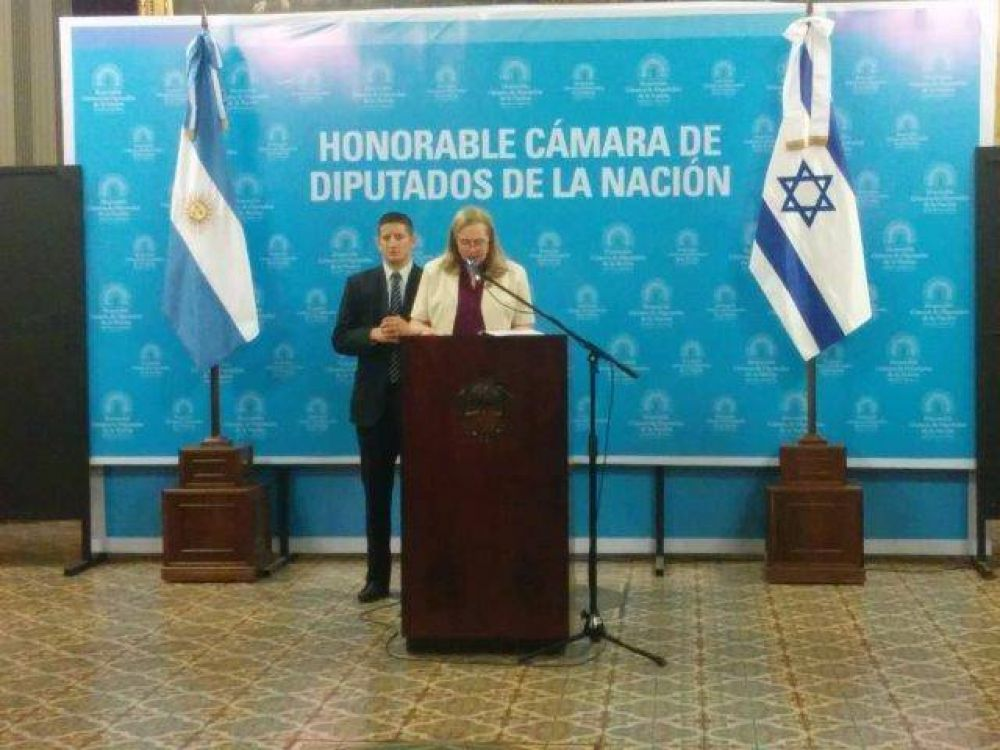 Francisco/Israel. La embajadora Shavit valoró el