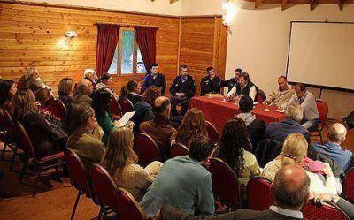 Comisión de Seguridad se reunirá con nuevas autoridades de las distintas fuerzas