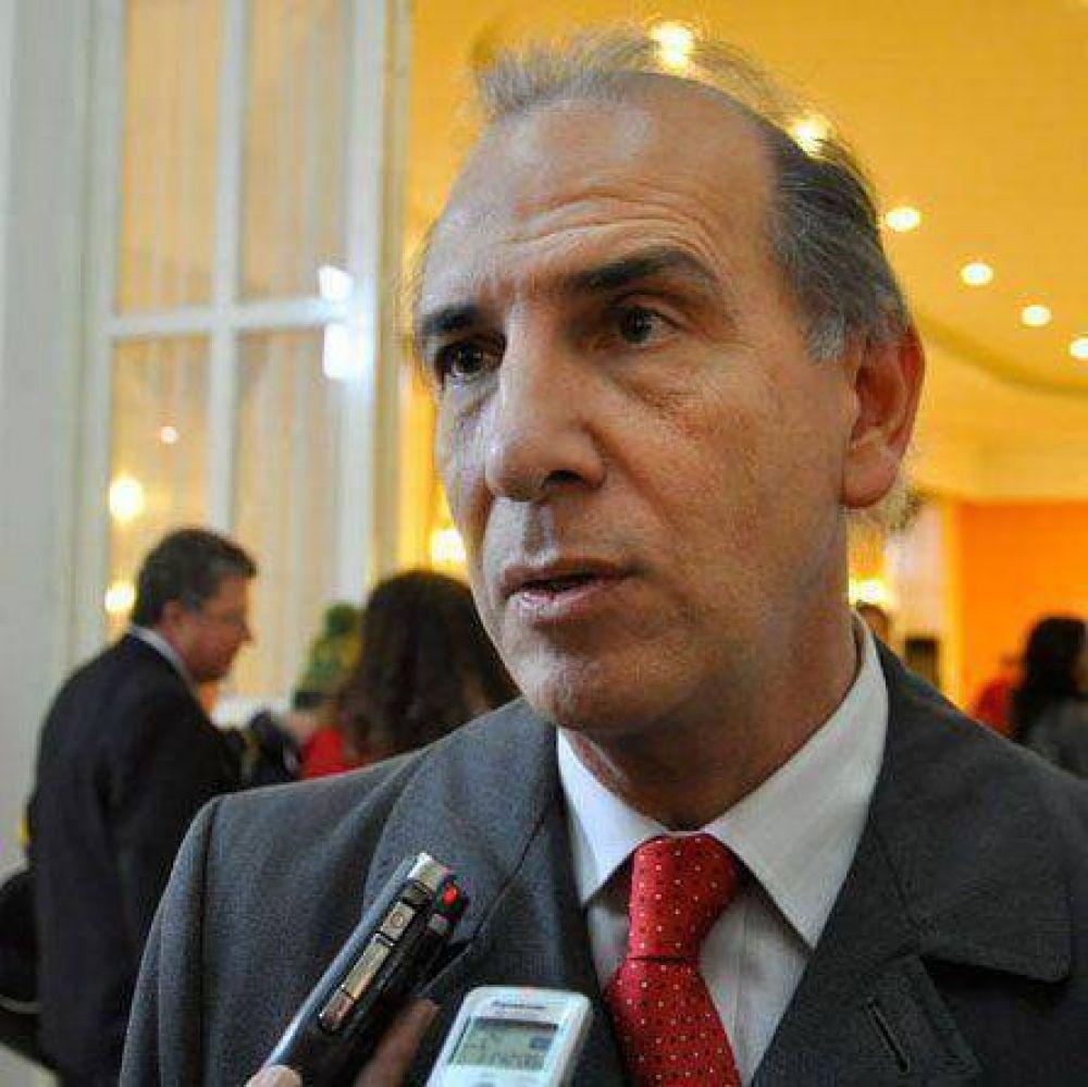 Di Liscia rechaza un acuerdo con el PRO