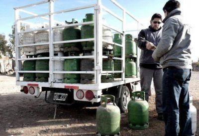 Garrafas: programa especial para La Pampa