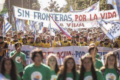 La Asamblea Ambiental lanzó oficialmente la undécima marcha contra Botnia UPM