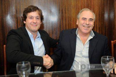 Pérez Irigoyen y Penas sellan alianza electoral dentro de la interna UCR-PRO