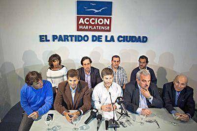 Acción Marplatense elige su candidato a intendente