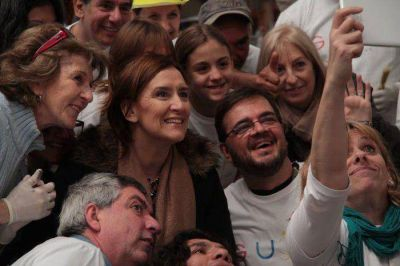 Exclusivo: Michetti gana la interna PRO por cinco puntos