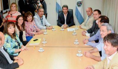 Se conformó la Comisión que trabajará sobre la Ley de Turismo