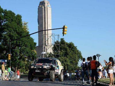 Rosario fue confirmada como punto de llegada de la edici�n 2016 del legendario Rally Dakar