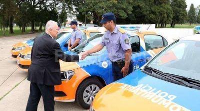 Pusieron en funciones a la policía comunitaria