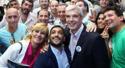 Comenz� el armado de la f�rmula Dom�nguez-Mussi con un c�nclave de legisladores bonaerenses