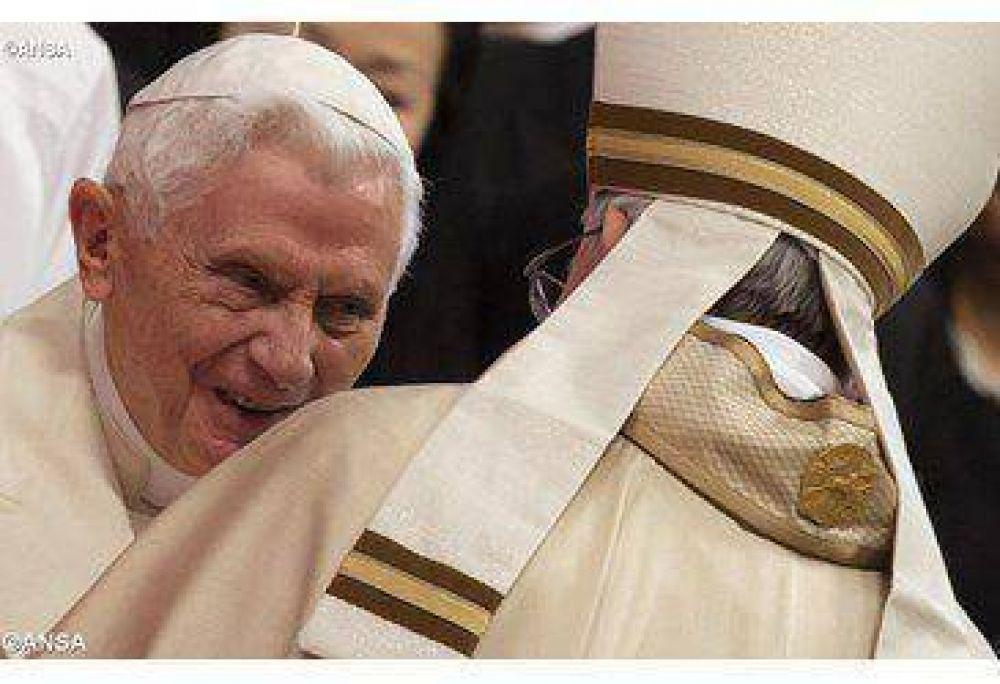 ¡Feliz cumpleaños a Benedicto XVI!