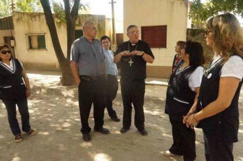 Mons. Zecca inició sus visitas pastorales a comunidades tucumanas