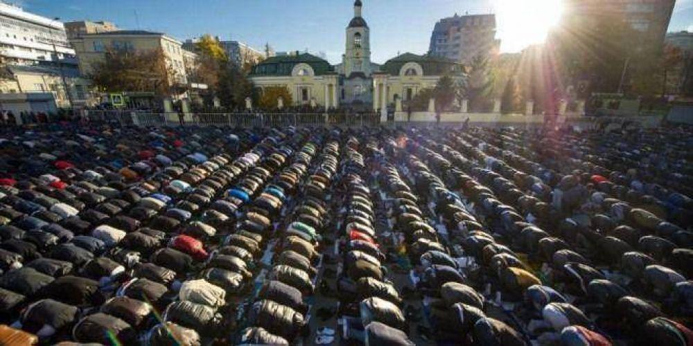 El islam crecerá más que cualquier otra religión hasta 2050