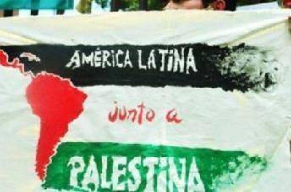 Comenzó en Caracas el encuentro latinoamericano de la Fundación Retorno a Palestina