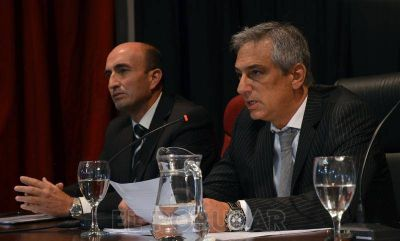 Eseverri presentó la Rendición de Cuentas de 2014