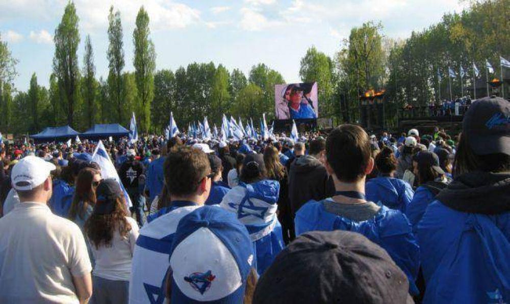 Polonia: más de 300 jóvenes argentinos participaron junto a otros 10 mil de todo el mundo en Marcha por la Vida