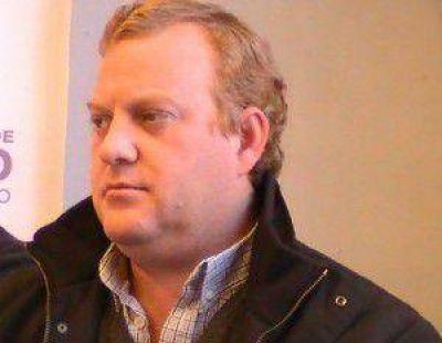 Nicolás Marinkovic lanza su precandidatura a intendente.